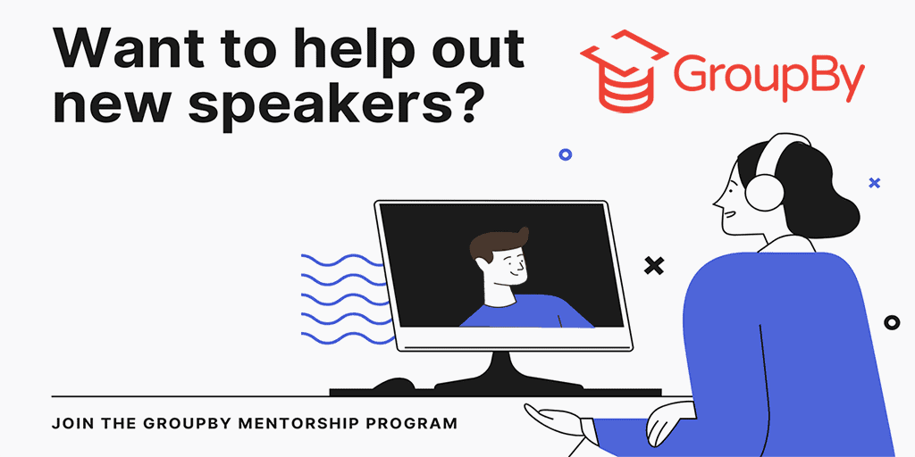 Creating a mentorship program for GroupBy